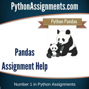 Pandas Assignment Help
