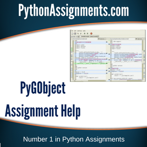 PyGObject Assignment Help