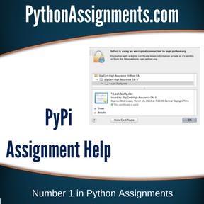 PyPi Assignment Help