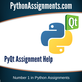 PyQt Assignment Help