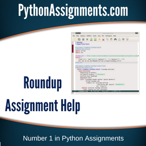 Roundup Assignment Help
