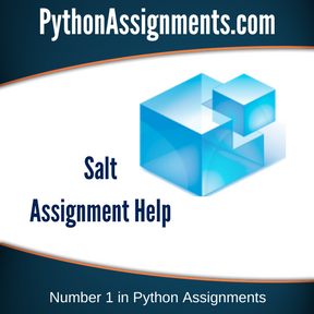 Salt Assignment Help