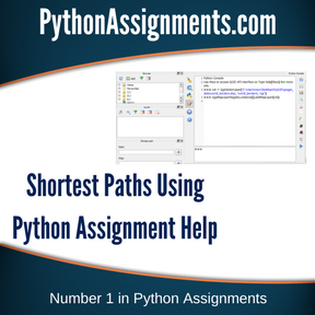 Shortest Paths Using Python Assignment Help