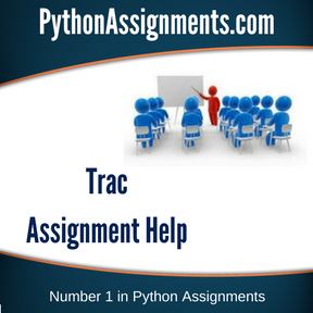 Trac Assignment Help